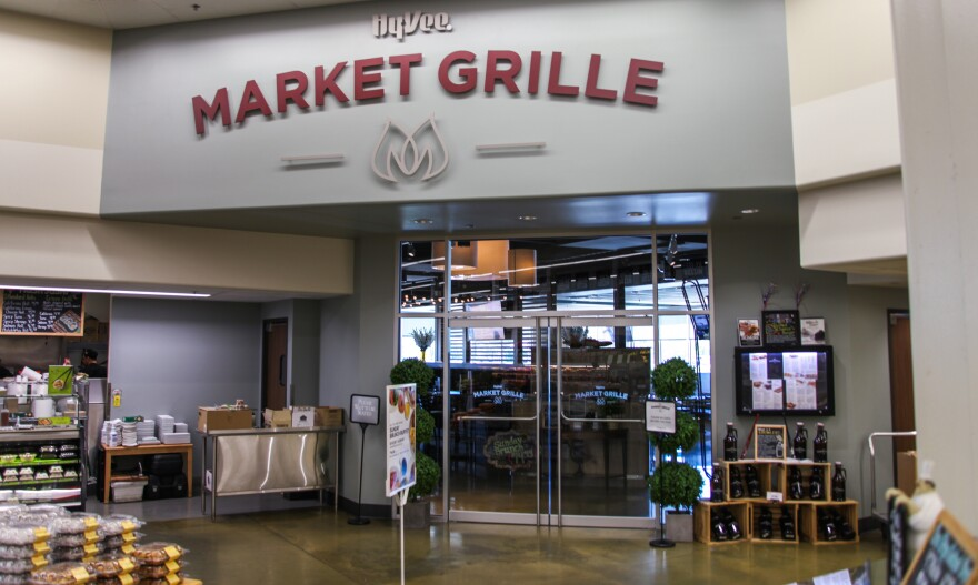 The Market Grille in Columbia, Mo.