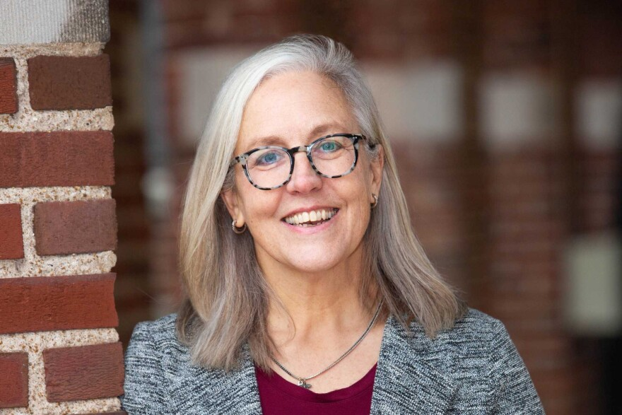 Deborah Krause, a long-time faculty member and former academic dean at Eden Theological Seminar, will become the school's next president in July.