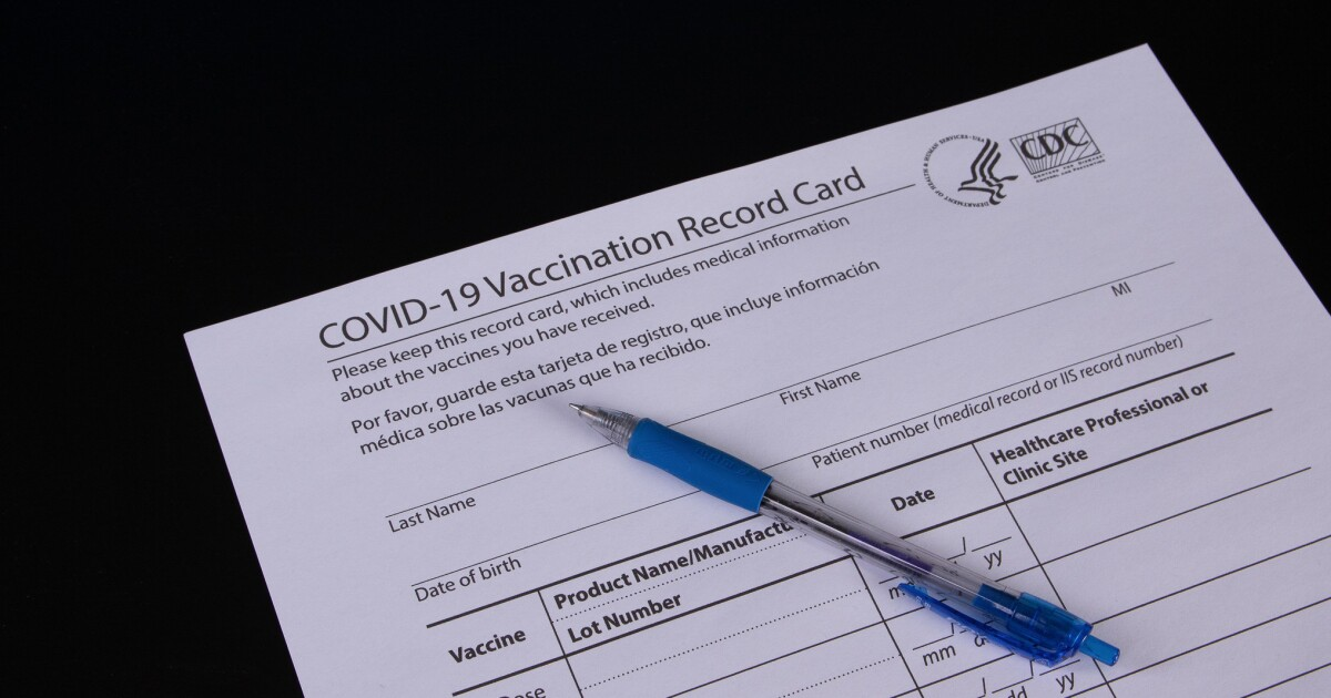 In Pro-Business Texas, Can Abbott Ban 'Vaccine Passport' Requirements For Customers?