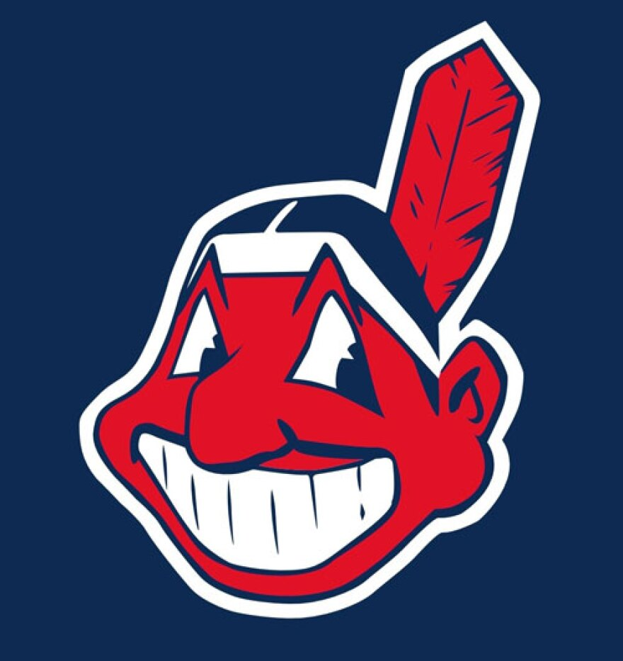 Chief Wahoo logo