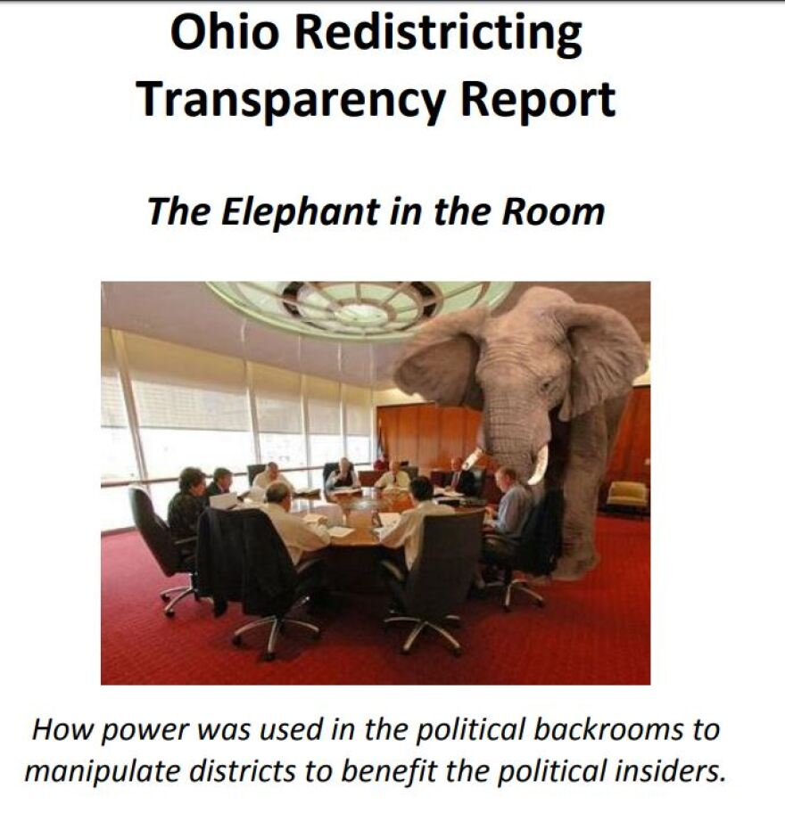 Ohio Redistricting Transparency Report