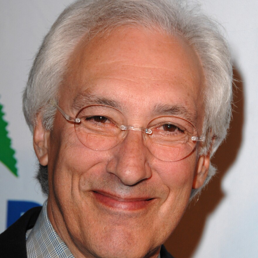 Steven Bochco arrives at the Natural Resources Defense Council's 20th Anniversary Celebration at the Beverly Wilshire Hotel in April 2009 in Beverly Hills, California.