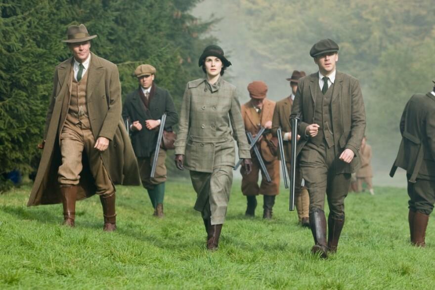 Downton Abbey, Season 2