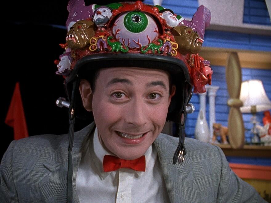Paul Reubens played Pee-wee Herman on <em>Pee-wee's Playhouse. </em>