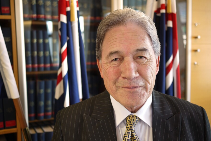 "Some wonder why Jian Yang still serves in New Zealand's Parliament after questions arose over his connections to China's military intelligence. ""The answer to that is not something that can be given today,"" Winston Peters (above), New Zealand's deputy prime minister and foreign minister, tells NPR."