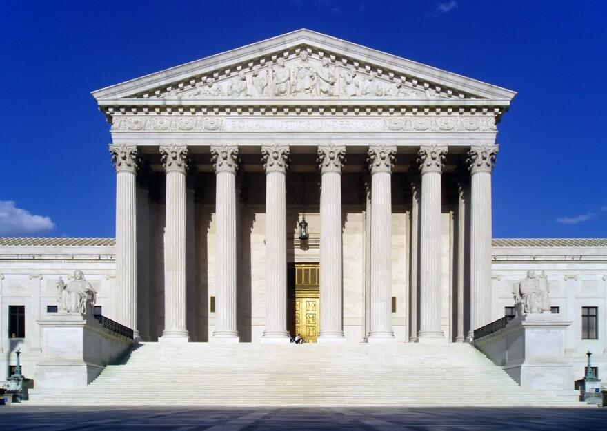 photo of the U.S. Supreme Court