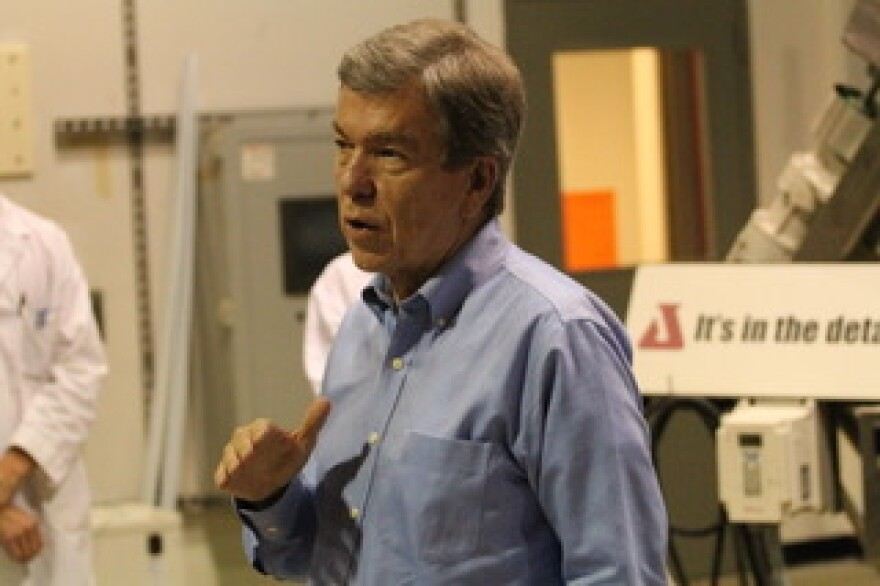 Roy Blunt has campaigned in the summer of 2016 at many businesses throughout the state.