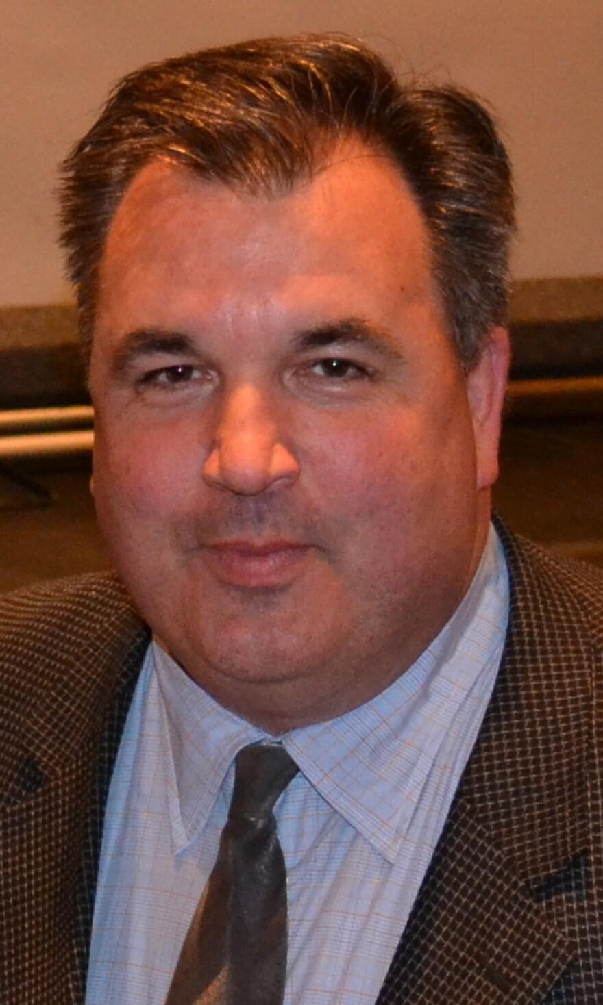 photo of Todd Franko