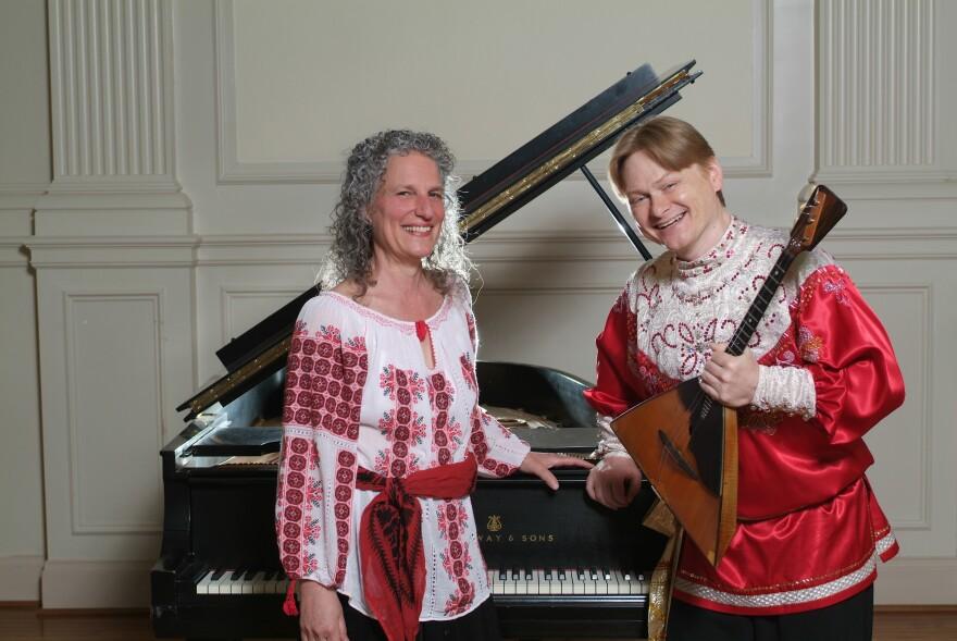 Russian Duo (Terry Boyarsky and Oleg Kruglyakov)