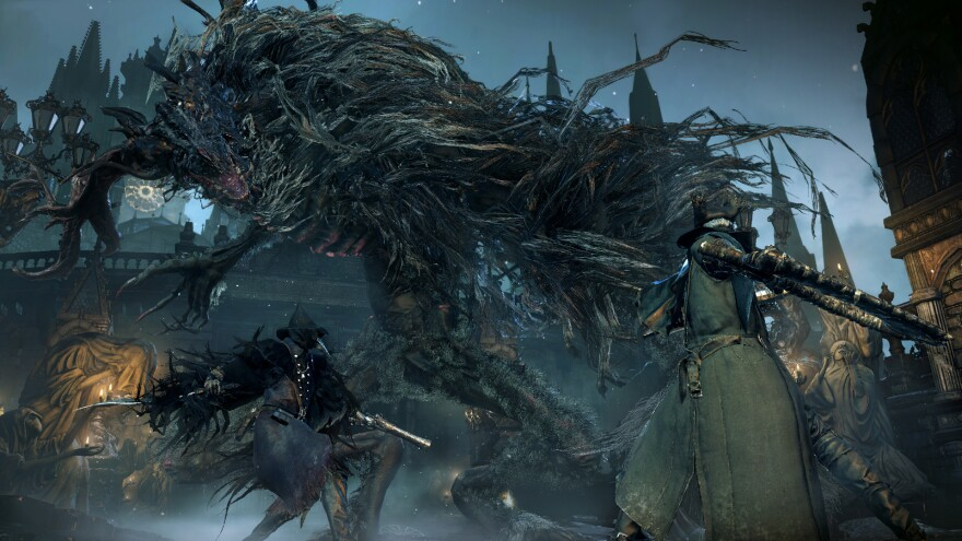 In <em>Bloodborne</em>, you battle a plague of monstrous werewolves — but who's really the monster?