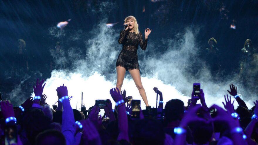 Taylor Swift's new album, <em>Reputation</em>, is out Nov. 10.