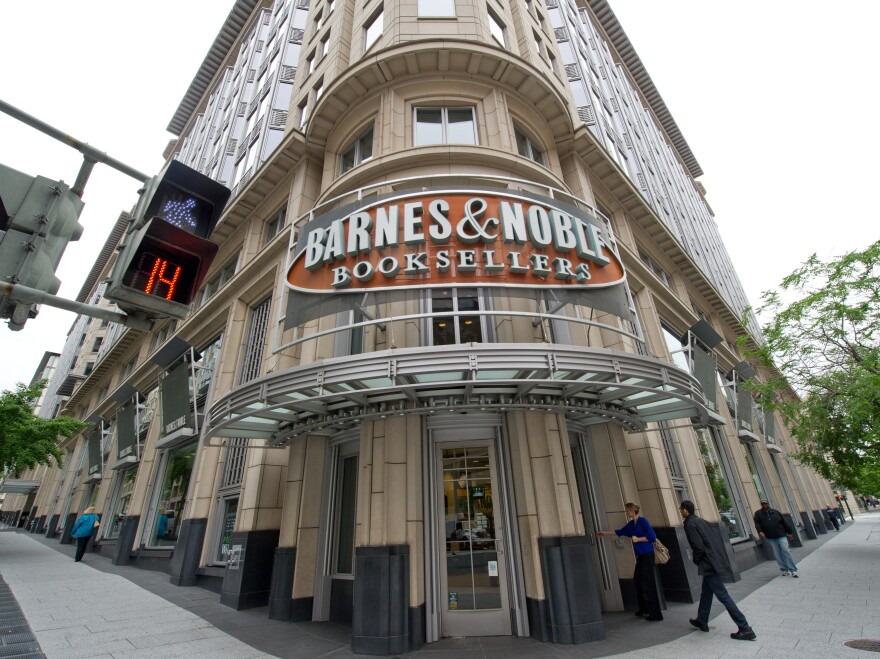 Barnes & Noble is one of several stores that have refused to carry Amazon Publishing's books.