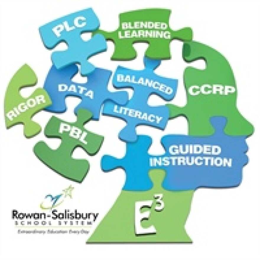 Rowan-Salisbury Schools will receive the same kind of flexibility charter schools have at all schools county-wide.