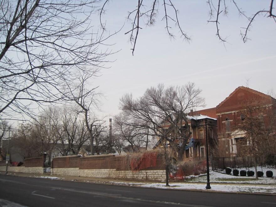 James Clemens Jr. house