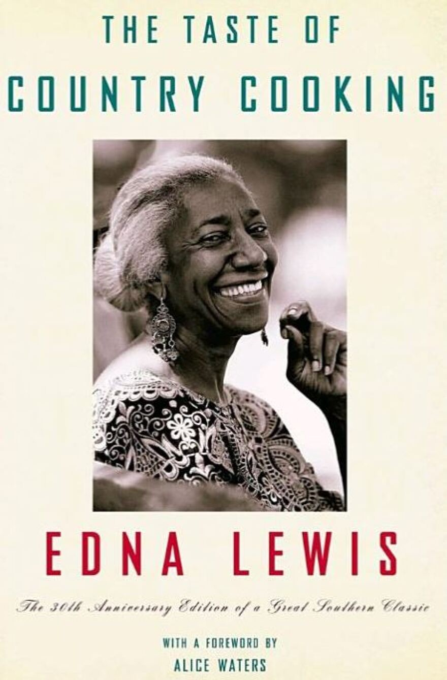 While Chef Edna Lewis may have passed in 2006, her legendary recipes and love affair with all things Southern led us to explore her cookbook.