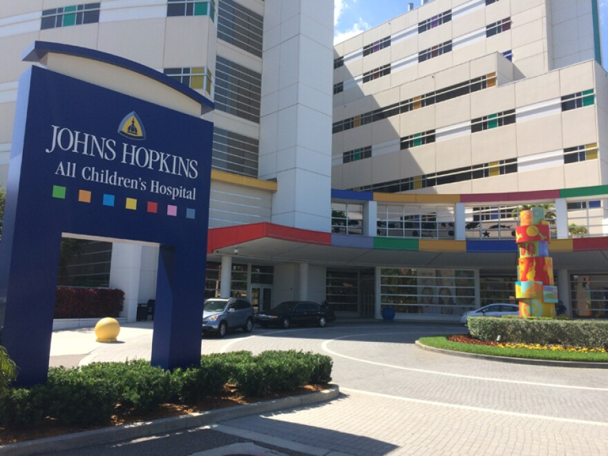 all children's hospital