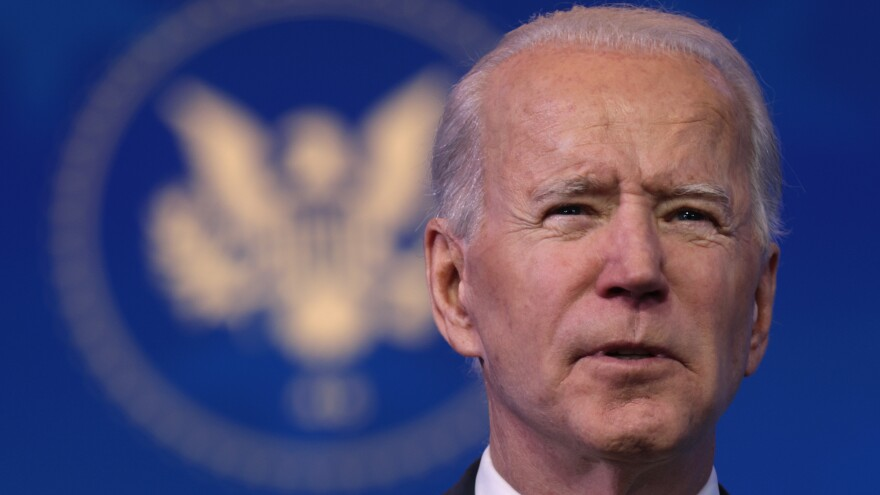 President-elect Joe Biden plans to take a number of policy actions on immigration, climate, pandemic mitigation and other issues in his first days and weeks in office, his chief of staff announced on Saturday.