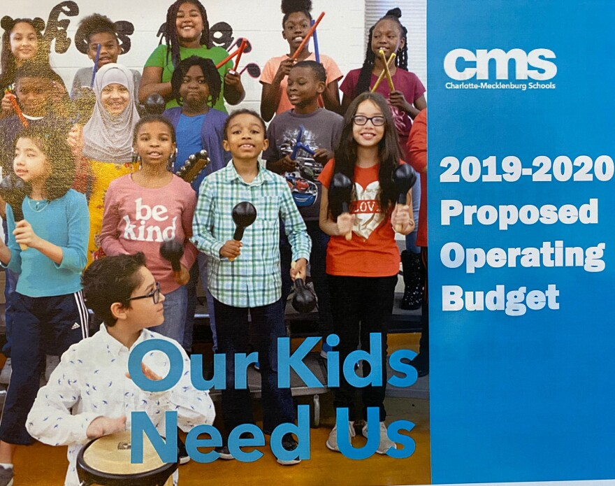 CMS budget packet