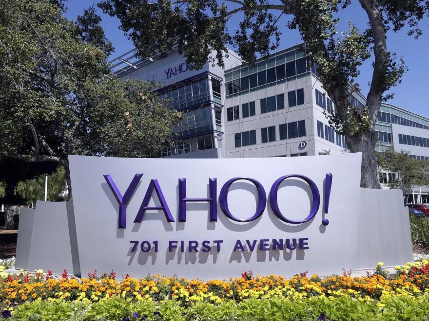 Yahoo's headquarters in Sunnyvale, Calif, in July 2016.