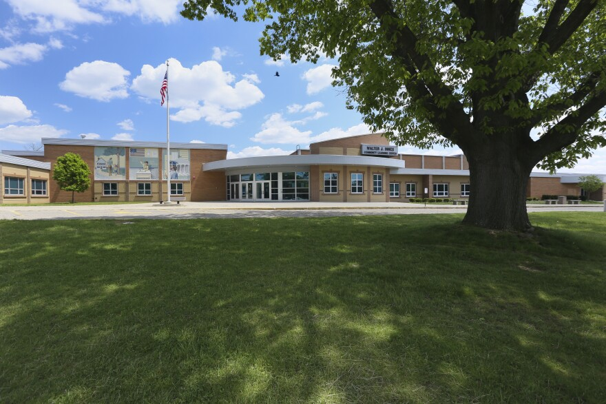 Innes Middle School in Kenmore