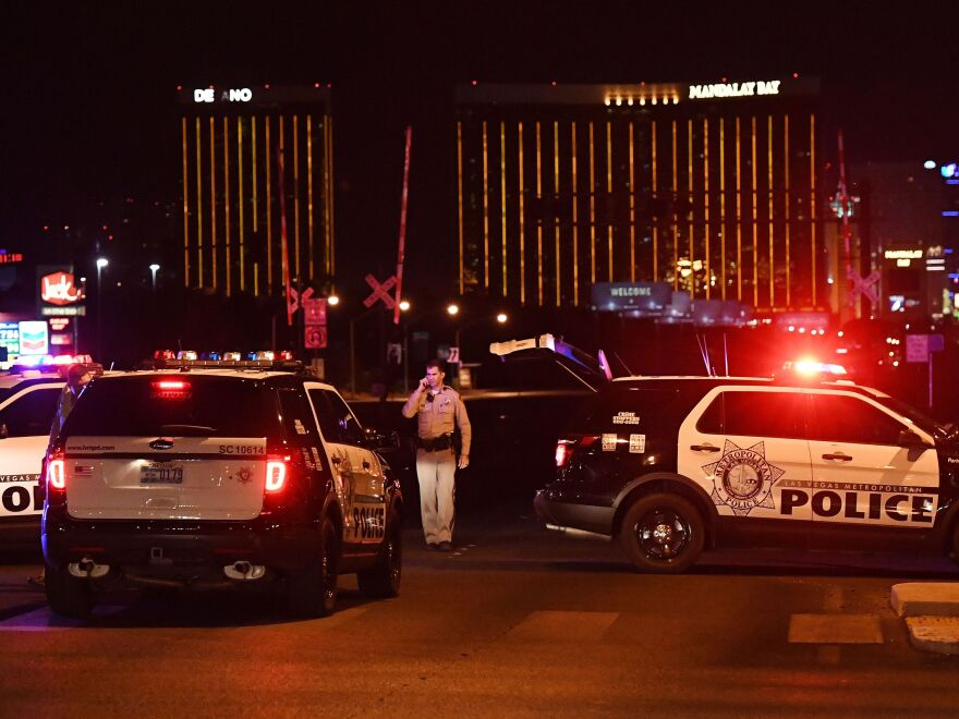 The mass shooting in Las Vegas this month was one of the latest incidents to draw listeners to apps allowing the public to listen to police and fire frequencies.