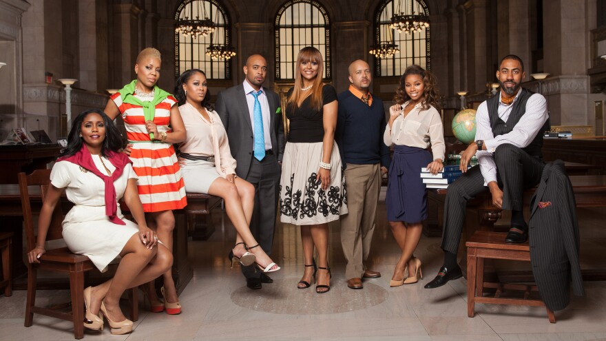 "On Wednesday, Lifetime premiered <em>BAPs, </em>a reality show that follows ""an exclusive, privileged and affluent group of African American friends from St. Louis who self-identify as 'BAPs' — Black American Princesses and Princes."""