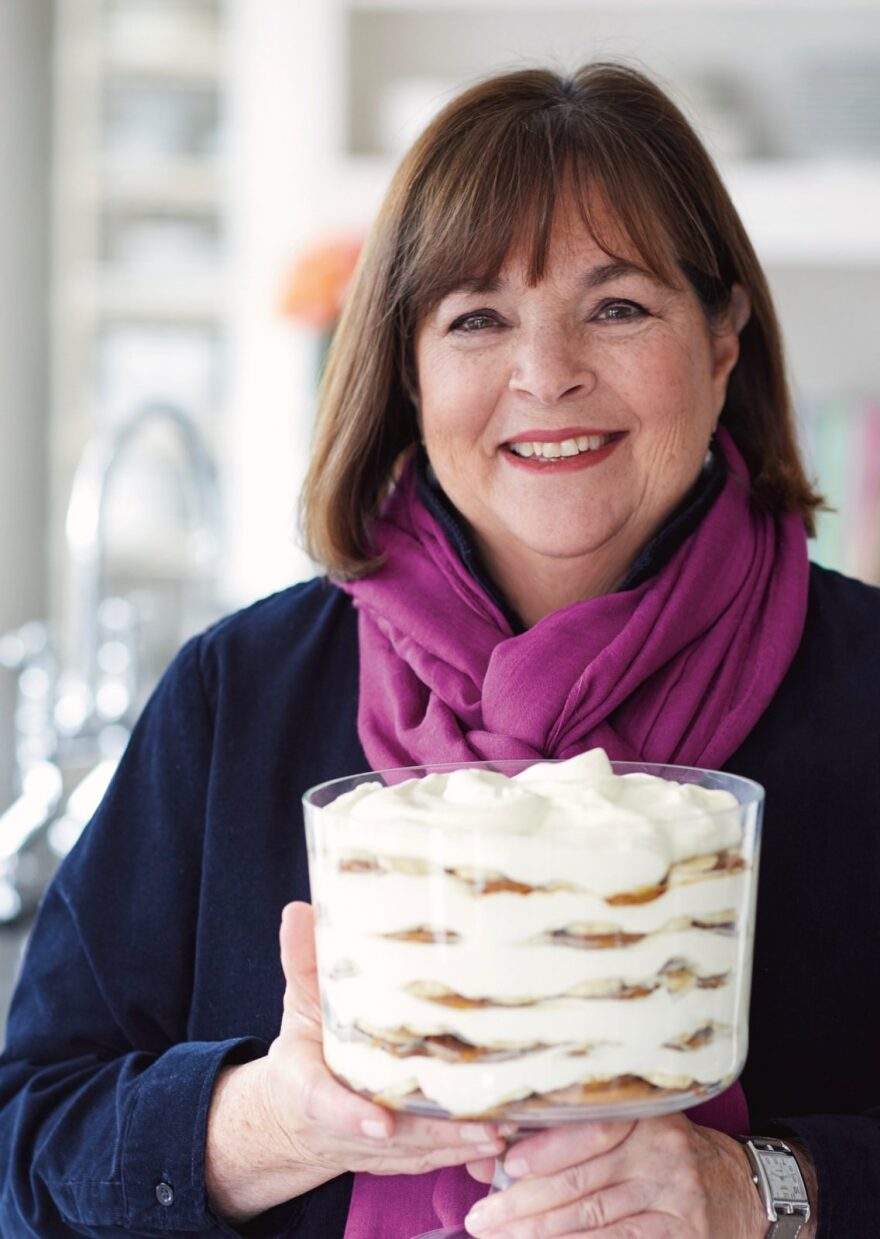 Ina Garten joins us to answer your questions on what to cook this holiday season.