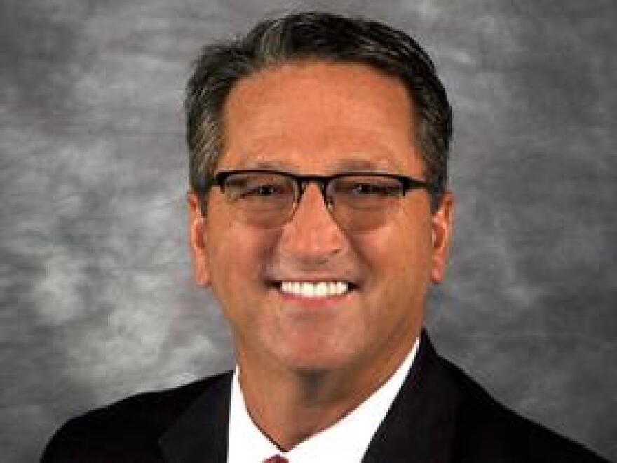 Jim Burkhart, CEO of Tampa General Hospital