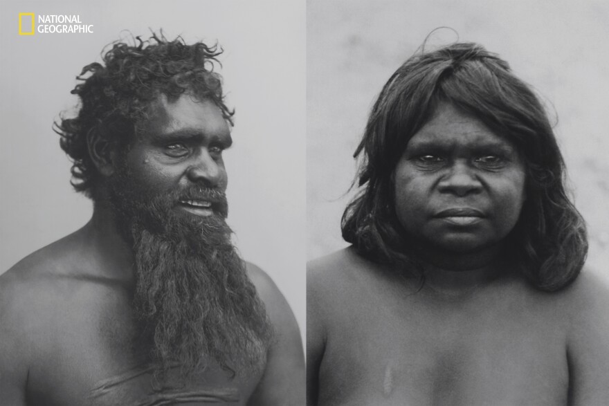 """In a full-issue article on Australia that ran in <em>National Geographic</em> in 1916, aboriginal Australians were called """"savages"""" who """"rank lowest in intelligence of all human beings."""" The magazine examines its history of racist coverage in its April issue."""