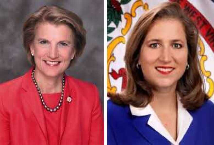Shelley Moore Capito, Natalie Tennant