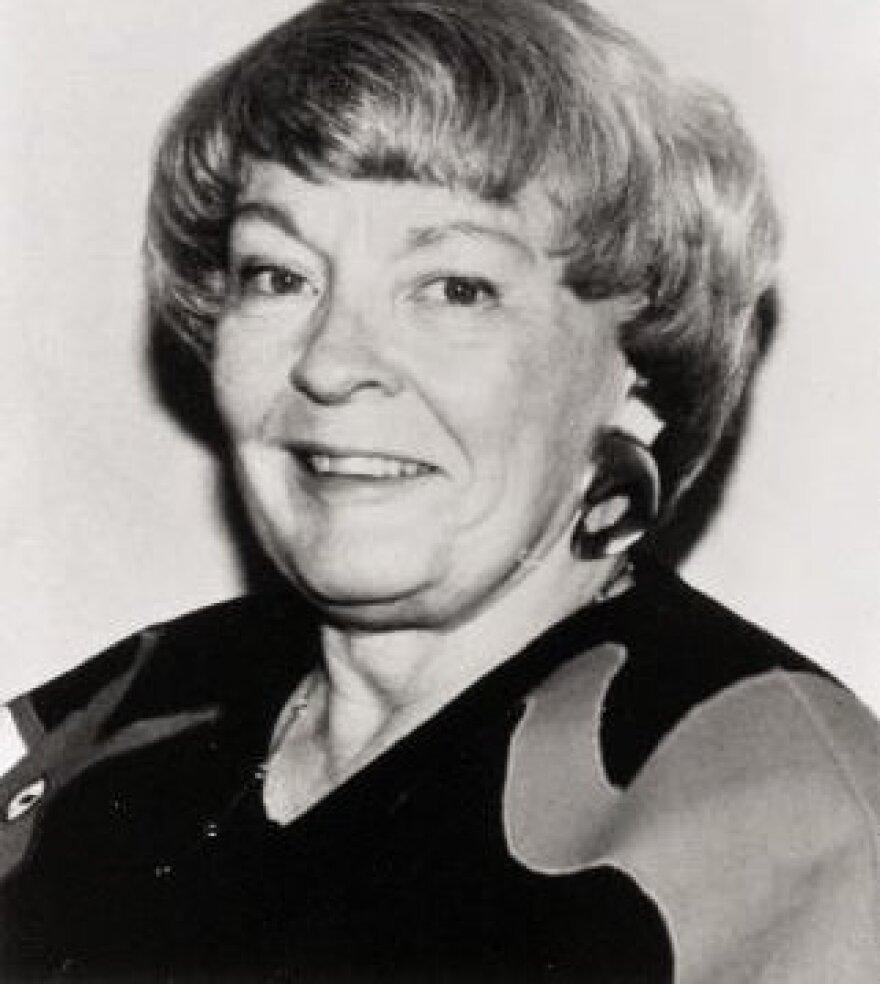 Sheri S. Tepper wrote dozens of novels, including <em>Grass</em> and <em>The Gate to Women's Country</em>.