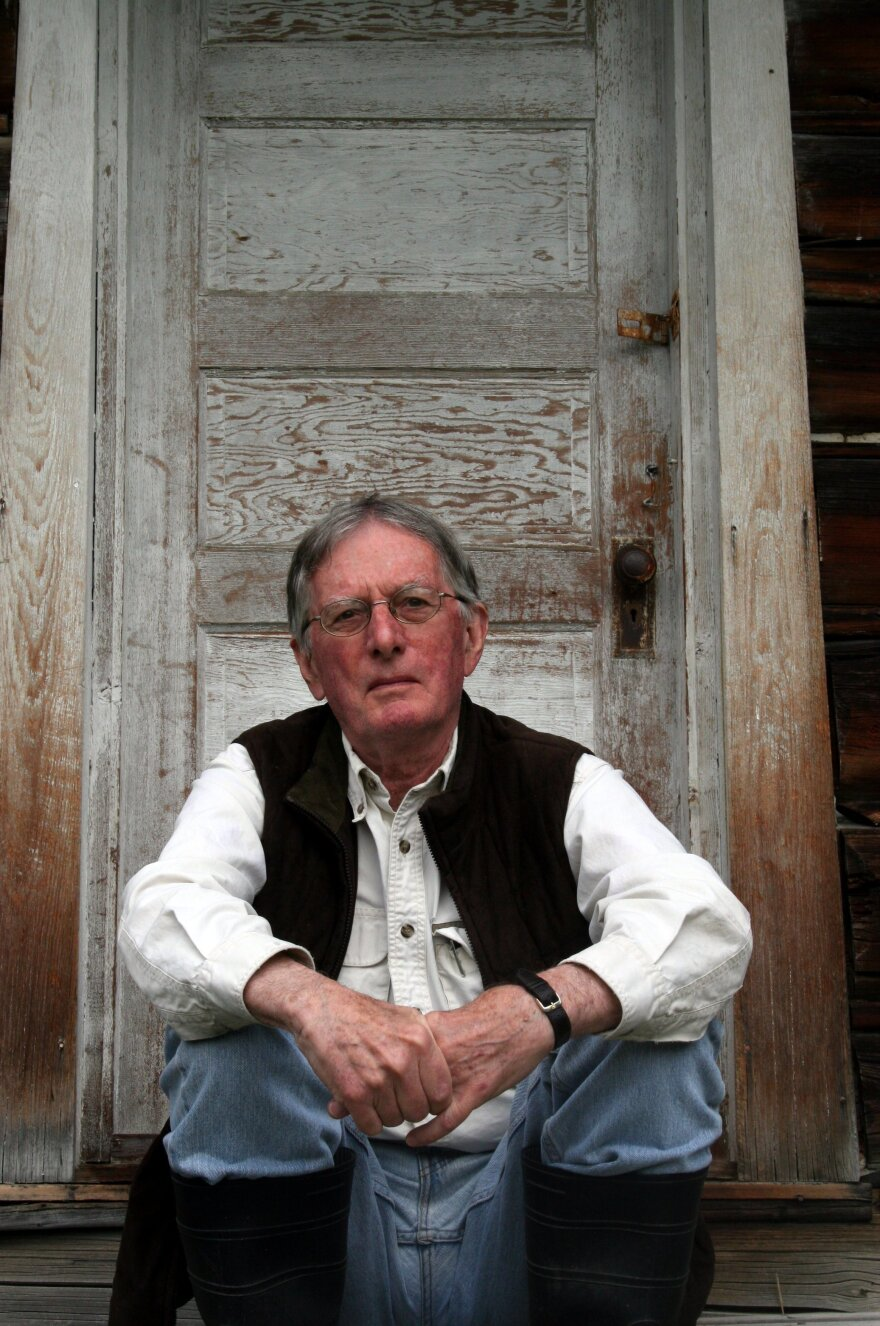 Charles Wright, a retired professor at the University of Virginia, has been named the nation's next poet laureate.