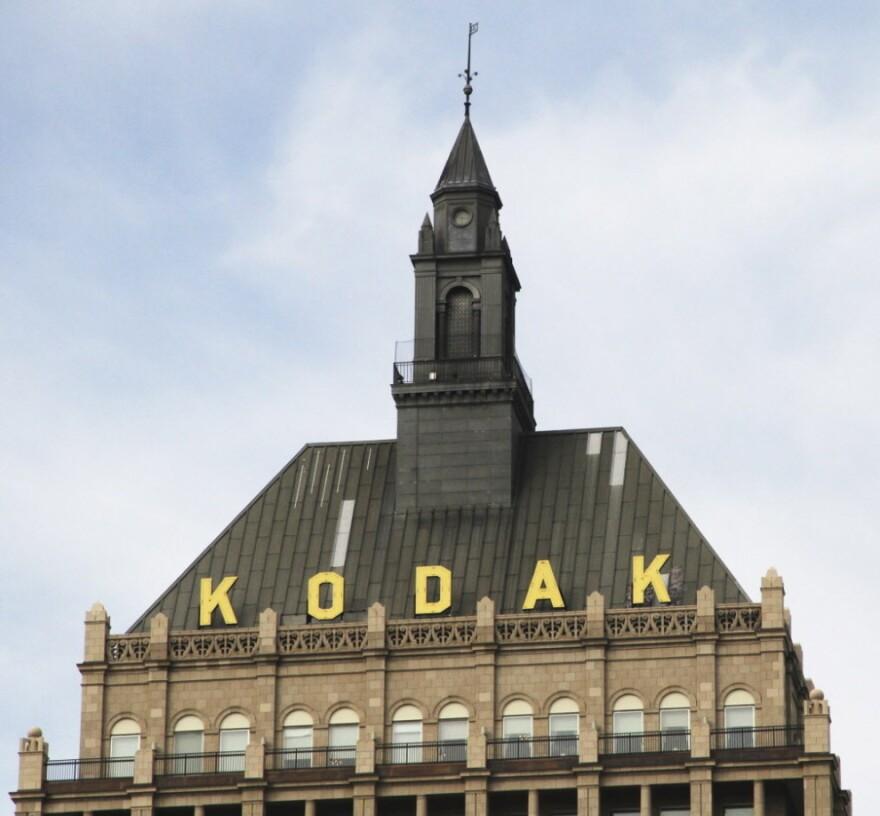 Eastman Kodak Co.'s corporate headquarters in Rochester, N.Y.
