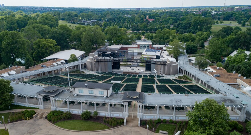 The 11,000 seats at the Muny will sit idle this summer. The shape of summer life in St. Louis is changing because of the coronavirus. [6/25/20]