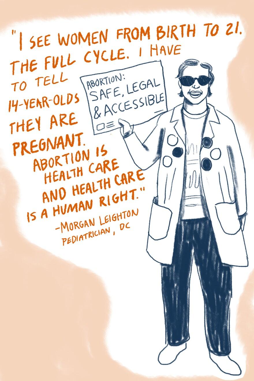 Dr. Morgan Leighton