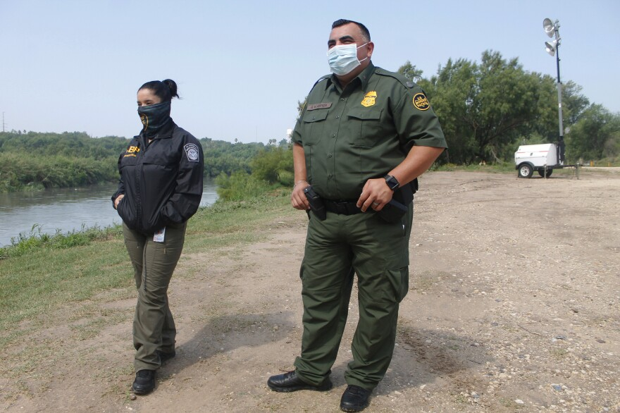 "Border Patrol agent Rafael Garza says an order from the Centers for Disease Control and Prevention that closed the border to migrants and other travelers without valid travel documents, citing ""the danger to the public health,"" is working. ""It is a good tool that the U.S. government is using to mitigate the spread"" of the coronavirus, he said in an interview with Texas Public Radio."