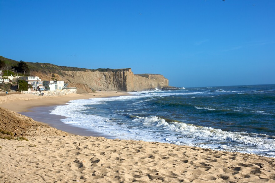 Vinod Khosla, a co-founder of Sun Microsystems, bought Martins Beach in 2008 for some $37 million.