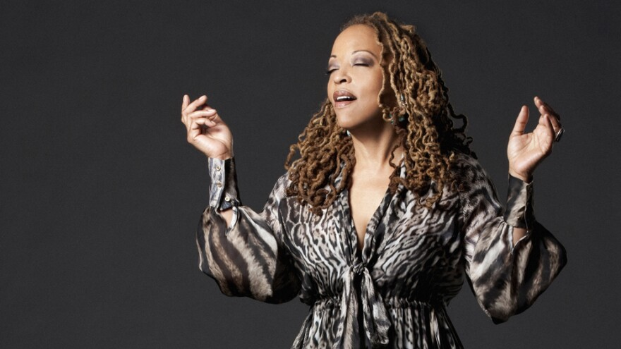 Cassandra Wilson explores geography, as well as a lifelong relationship with the guitar, on <em>Another Country</em>.