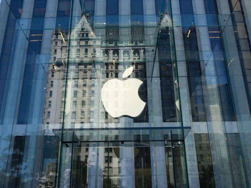 Apple, the world's most valuable publicly traded company, became the first to reach the milestone $1 trillion market value.