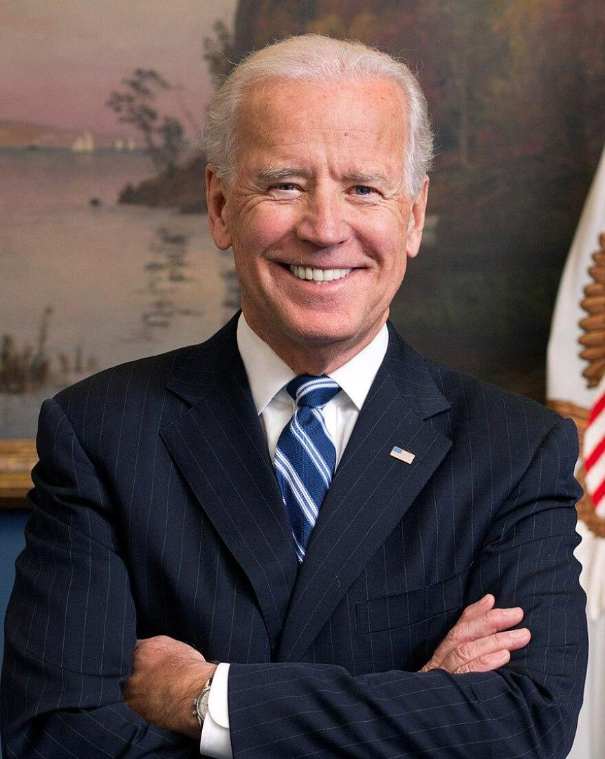 Joe Biden, official portrait, 2013.