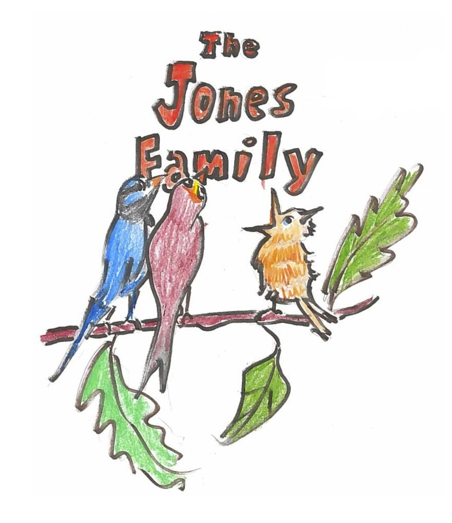 The Jones family.