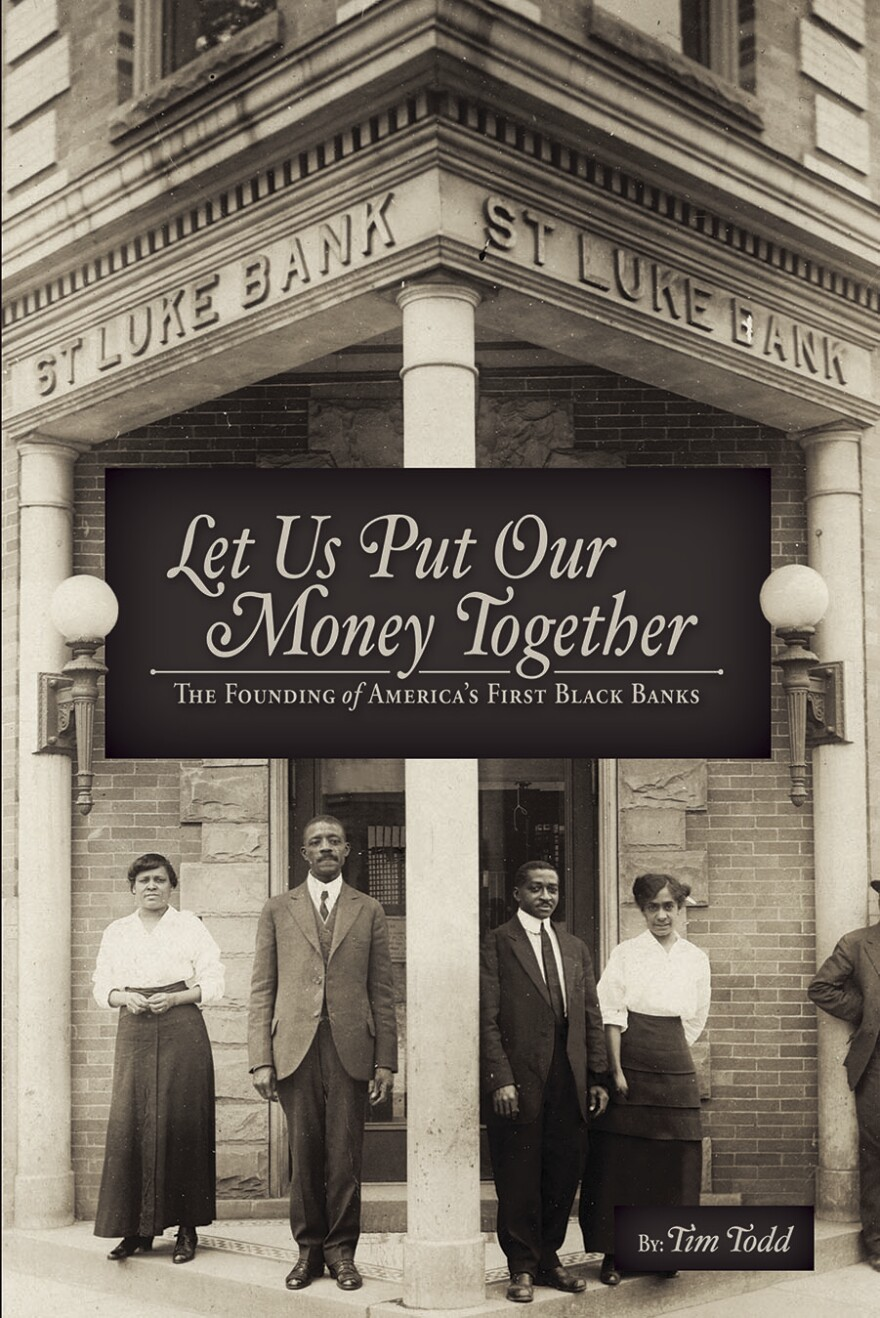 The cover of Let Us Put Our Money Together by Tim Todd