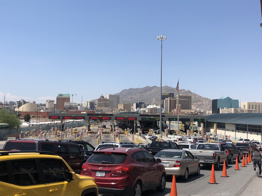 The immigration crisis has affected day-to-day travel between El Paso and Ciudad Juarez. Many traffic lanes are closed, since Customs and Border Protection officers have been reassigned to other parts of the border. Cars can sit backed up for hours.