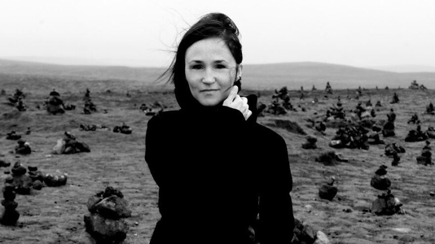Anna Thorvaldsdottír's music evokes the beautifully austere landscapes of her native Iceland.