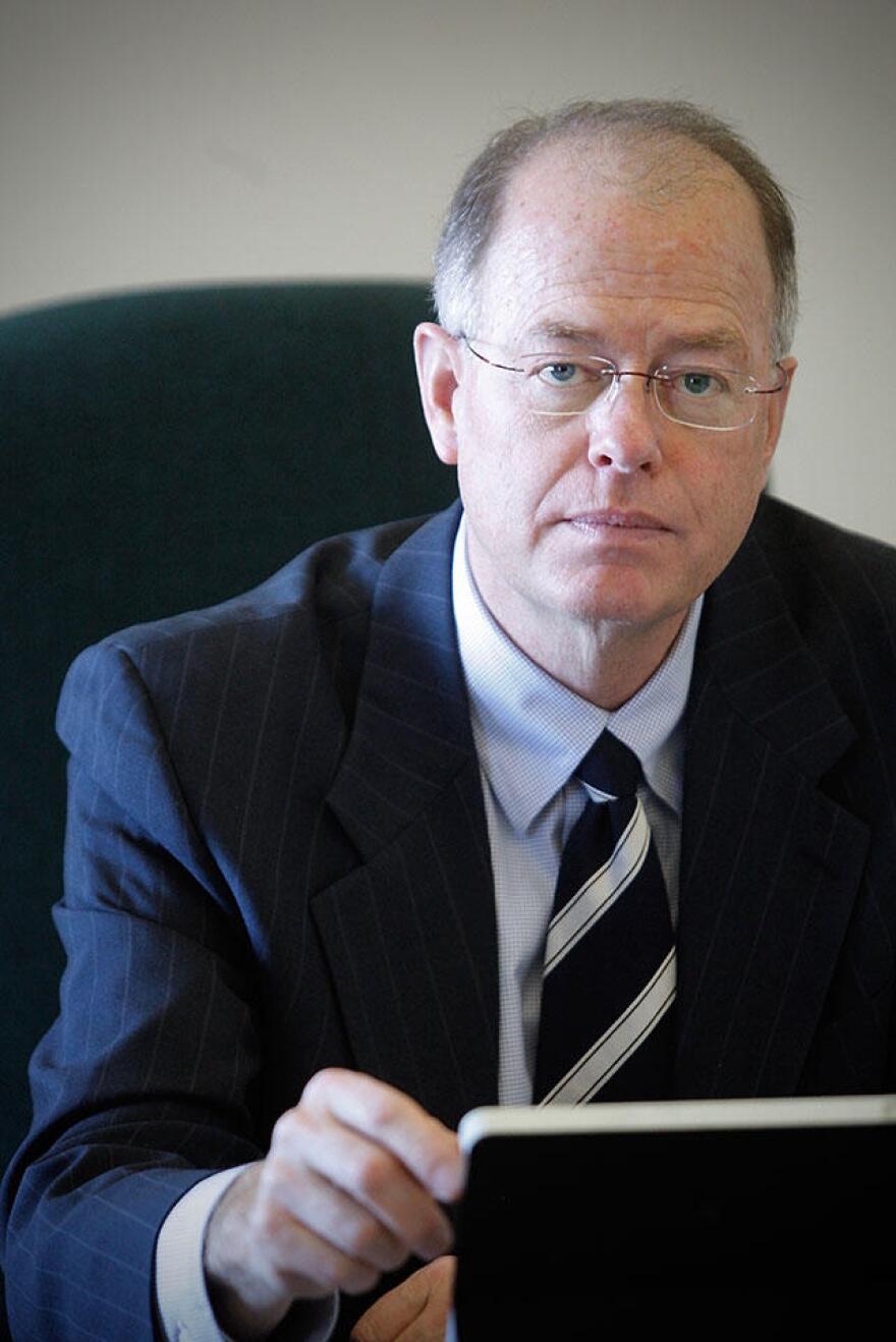 Senate Majority Leader Fred Thomas (R) - Stevensville