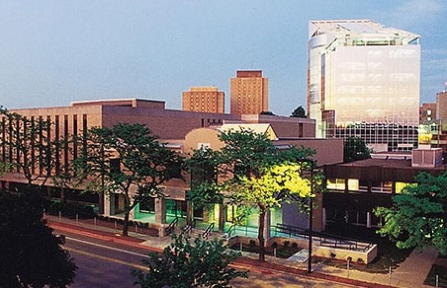 photo of University of Akron Law School