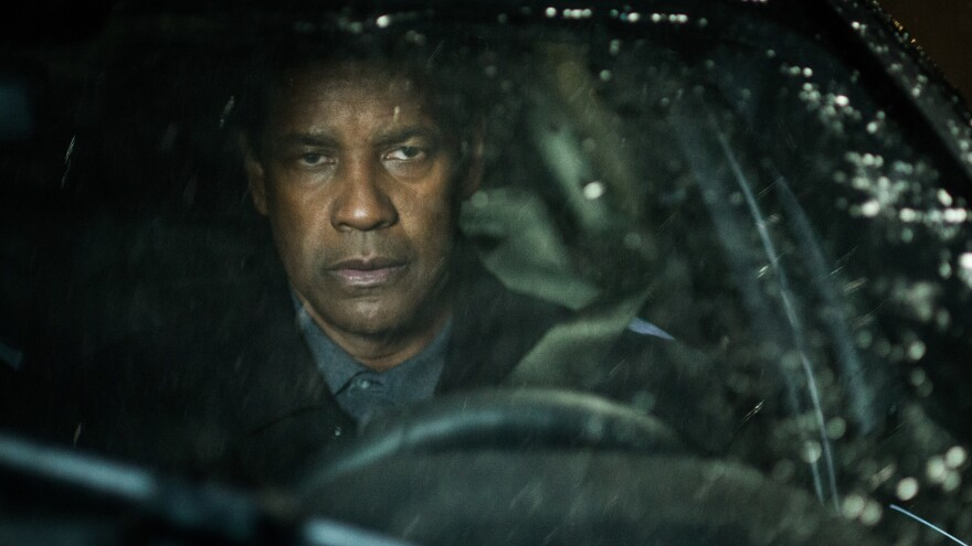 Business Needs A Lyft, Crooks To Be Erased: The gig economy catches up with McCall (Denzel Washington) as he sets out to make things equal in the sequel.