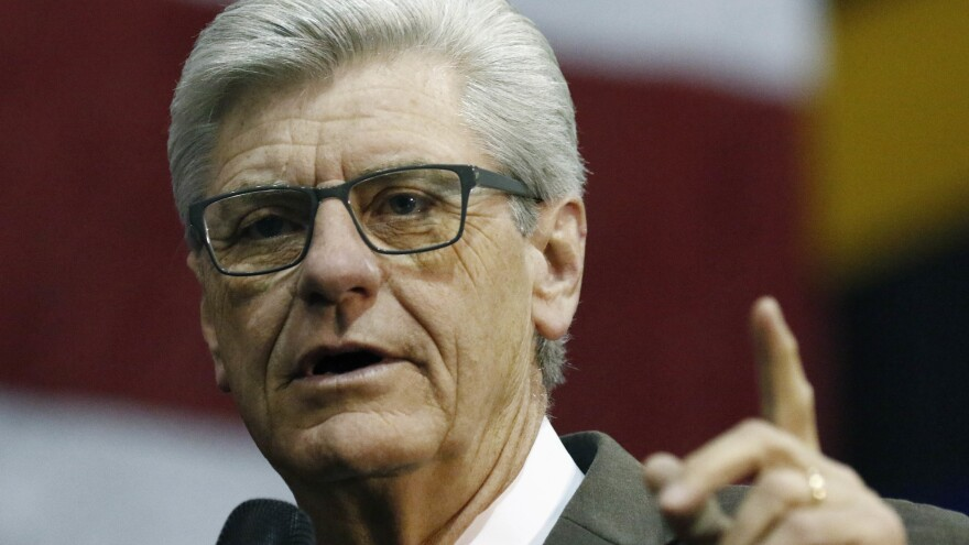 Mississippi Gov. Phil Bryant has signed a law restricting abortions, making Mississippi the most difficult state in the U.S. to get an abortion.