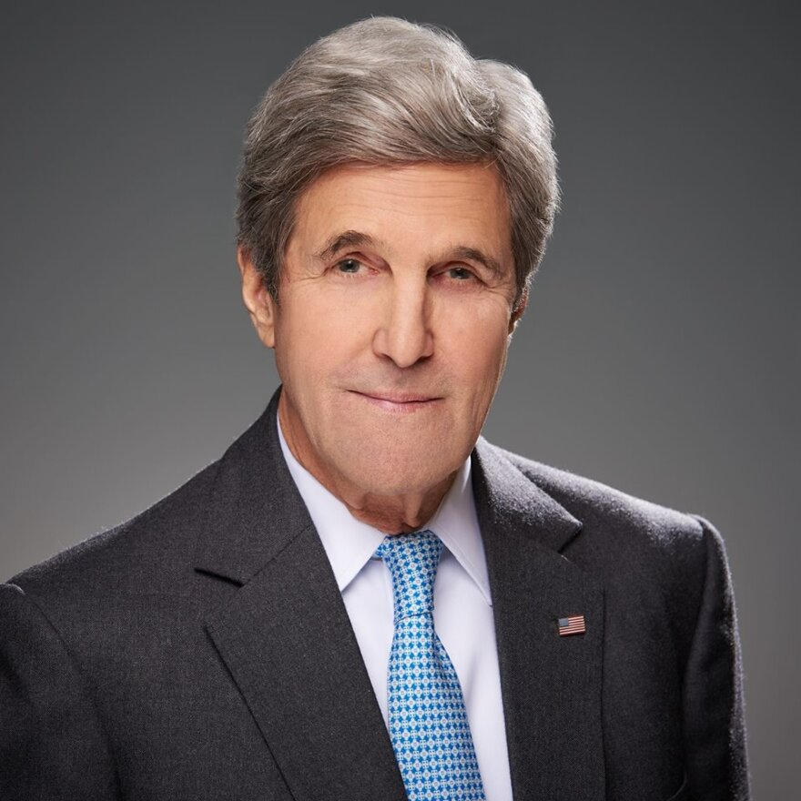 Former Secretary of State John Kerry
