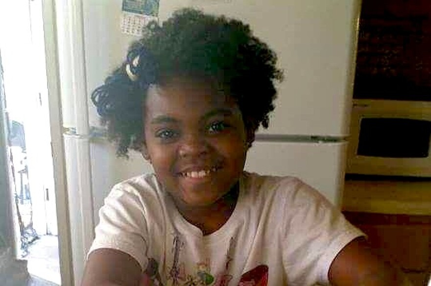 Jamyla Bolden's photo for a GoFundMe site created to pay her funeral costs. A private donor later stepped forward to pay the full costs.